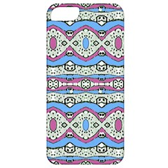 Aztec Style Pattern In Pastel Colors Apple Iphone 5 Classic Hardshell Case by dflcprints