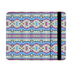 Aztec Style Pattern In Pastel Colors Samsung Galaxy Tab Pro 8 4  Flip Case by dflcprints