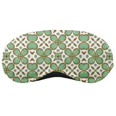 Luxury Pattern  Sleeping Mask by dflcprints