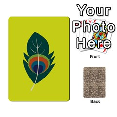 Card By X   Playing Cards 54 Designs (rectangle)   Kydtt3kvpfny   Www Artscow Com Front - Diamond2