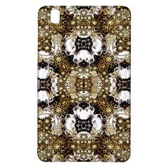 Futuristic Grid Pattern Design Print Samsung Galaxy Tab Pro 8 4 Hardshell Case by dflcprints