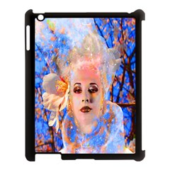 Magic Flower Apple Ipad 3/4 Case (black) by icarusismartdesigns