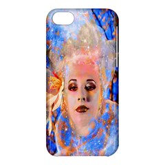 Magic Flower Apple Iphone 5c Hardshell Case by icarusismartdesigns