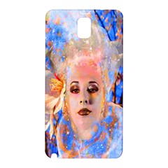 Magic Flower Samsung Galaxy Note 3 N9005 Hardshell Back Case by icarusismartdesigns