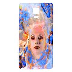 Magic Flower Samsung Note 4 Hardshell Back Case by icarusismartdesigns