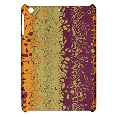 Scattered Pieces Apple Ipad Mini Hardshell Case by LalyLauraFLM
