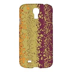 Scattered Pieces Samsung Galaxy S4 I9500/i9505 Hardshell Case by LalyLauraFLM