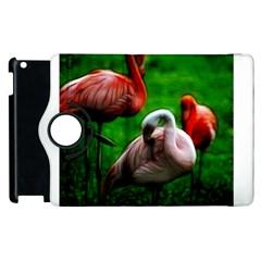 3pinkflamingos Apple Ipad 3/4 Flip 360 Case