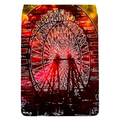 Vintage 1893 Chicago Worlds Fair Ferris Wheel Removable Flap Cover (small)