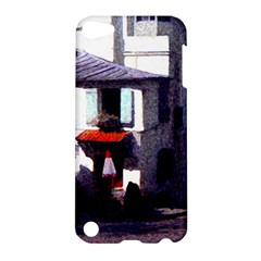 Vintage Paris Cafe Apple Ipod Touch 5 Hardshell Case by bloomingvinedesign