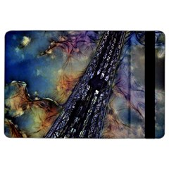 Vintage Eiffel Tower Abstract Apple Ipad Air 2 Flip Case by bloomingvinedesign