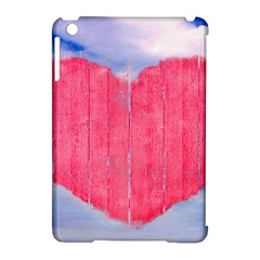 Pop Art Style Love Concept Apple Ipad Mini Hardshell Case (compatible With Smart Cover) by dflcprints