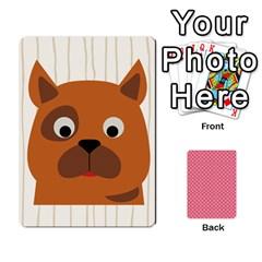 Queen Study Card By X   Playing Cards 54 Designs   Lglit1xlntpv   Www Artscow Com Front - SpadeQ