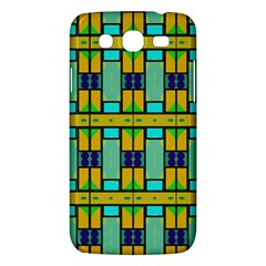 Different Shapes Pattern Samsung Galaxy Mega 5 8 I9152 Hardshell Case  by LalyLauraFLM