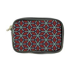 Cubes Pattern Abstract Design Coin Purse by LalyLauraFLM