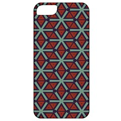 Cubes Pattern Abstract Design Apple Iphone 5 Classic Hardshell Case by LalyLauraFLM