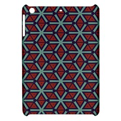 Cubes Pattern Abstract Design Apple Ipad Mini Hardshell Case by LalyLauraFLM