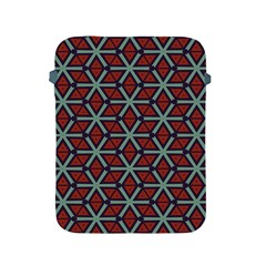 Cubes Pattern Abstract Design Apple Ipad 2/3/4 Protective Soft Case by LalyLauraFLM