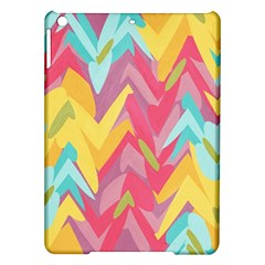 Paint Strokes Abstract Design Apple Ipad Air Hardshell Case by LalyLauraFLM