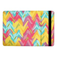 Paint Strokes Abstract Design Samsung Galaxy Tab Pro 10 1  Flip Case by LalyLauraFLM