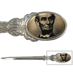 Vintage Civil War Era Lincoln Letter Opener by bloomingvinedesign