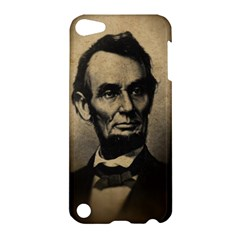 Vintage Civil War Era Lincoln Apple Ipod Touch 5 Hardshell Case by bloomingvinedesign