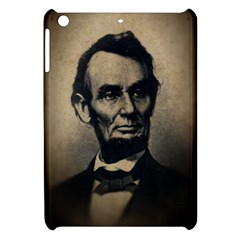 Vintage Civil War Era Lincoln Apple Ipad Mini Hardshell Case by bloomingvinedesign