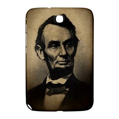 Vintage Civil War Era Lincoln Samsung Galaxy Note 8 0 N5100 Hardshell Case  by bloomingvinedesign