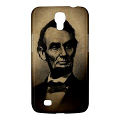 Vintage Civil War Era Lincoln Samsung Galaxy Mega 6 3  I9200 Hardshell Case by bloomingvinedesign