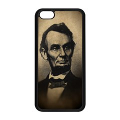 Vintage Civil War Era Lincoln Apple Iphone 5c Seamless Case (black)