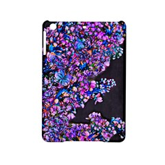 Abstract Lilacs Apple iPad Mini 2 Hardshell Case by bloomingvinedesign