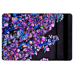 Abstract Lilacs Apple Ipad Air 2 Flip Case by bloomingvinedesign