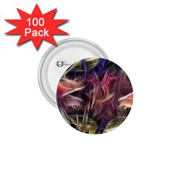 Abstract Of A Cold Sunset 1 75  Button (100 Pack)