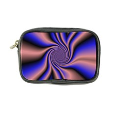 Purple Blue Swirl Coin Purse