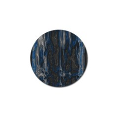 Blue Black Texture Golf Ball Marker (10 Pack) by LalyLauraFLM