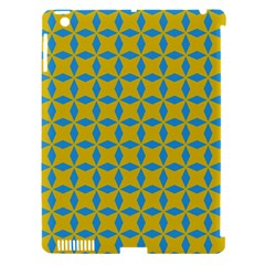Blue Diamonds Pattern Apple Ipad 3/4 Hardshell Case (compatible With Smart Cover) by LalyLauraFLM