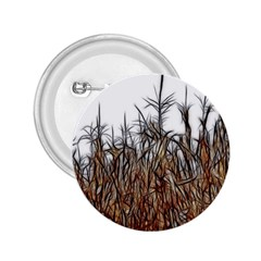 Abstract Of A Cornfield 2 25  Button by bloomingvinedesign