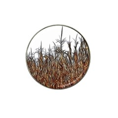 Abstract Of A Cornfield Golf Ball Marker 10 Pack (for Hat Clip)