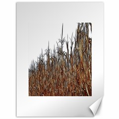 Abstract Of A Cornfield Canvas 36  X 48  (unframed) by bloomingvinedesign