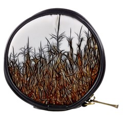 Abstract Of A Cornfield Mini Makeup Case by bloomingvinedesign