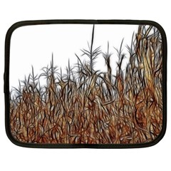 Abstract Of A Cornfield Netbook Sleeve (xxl)