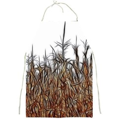 Abstract Of A Cornfield Apron by bloomingvinedesign