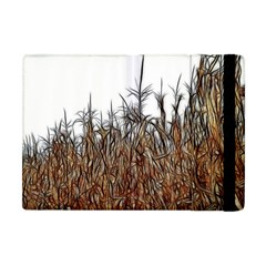Abstract Of A Cornfield Apple Ipad Mini Flip Case by bloomingvinedesign