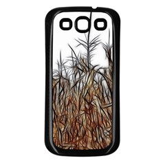 Abstract Of A Cornfield Samsung Galaxy S3 Back Case (black)