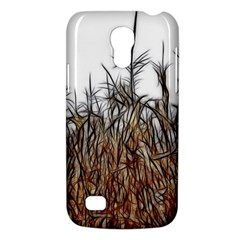 Abstract Of A Cornfield Samsung Galaxy S4 Mini (gt I9190) Hardshell Case  by bloomingvinedesign