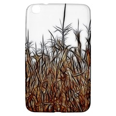 Abstract Of A Cornfield Samsung Galaxy Tab 3 (8 ) T3100 Hardshell Case  by bloomingvinedesign