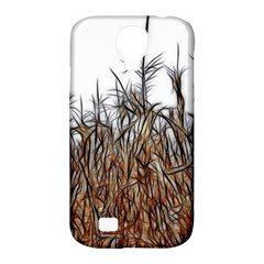 Abstract Of A Cornfield Samsung Galaxy S4 Classic Hardshell Case (pc+silicone) by bloomingvinedesign