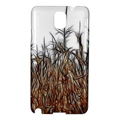 Abstract Of A Cornfield Samsung Galaxy Note 3 N9005 Hardshell Case by bloomingvinedesign