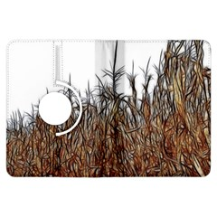 Abstract Of A Cornfield Kindle Fire Hdx Flip 360 Case by bloomingvinedesign