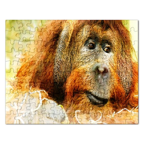 Puzzel By Pamela Sue Goforth   Jigsaw Puzzle (rectangular)   Lsyp6ow9km0x   Www Artscow Com Front